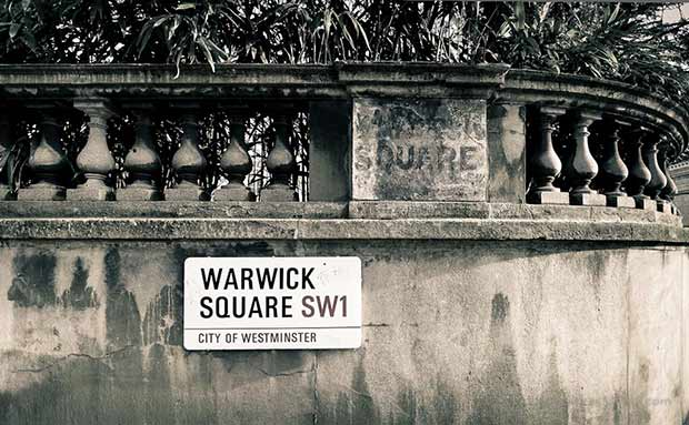 The Saving of Warwick Square (photo: Ken Sparkes SPRKS.com)