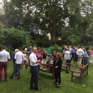 Warwick Square party